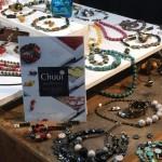 アフリカ発のオシャレブランド「Chuui」と「JUJUBODY」の展示会に行ってきた。