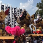 播州地方の秋祭りで屋台を担いできた2015〜祭り編〜
