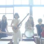 気持ちを真っ直ぐに音と歌詞に乗せるガールズバンド「ゆゆん」のファーストアルバムが感情を刺激する。