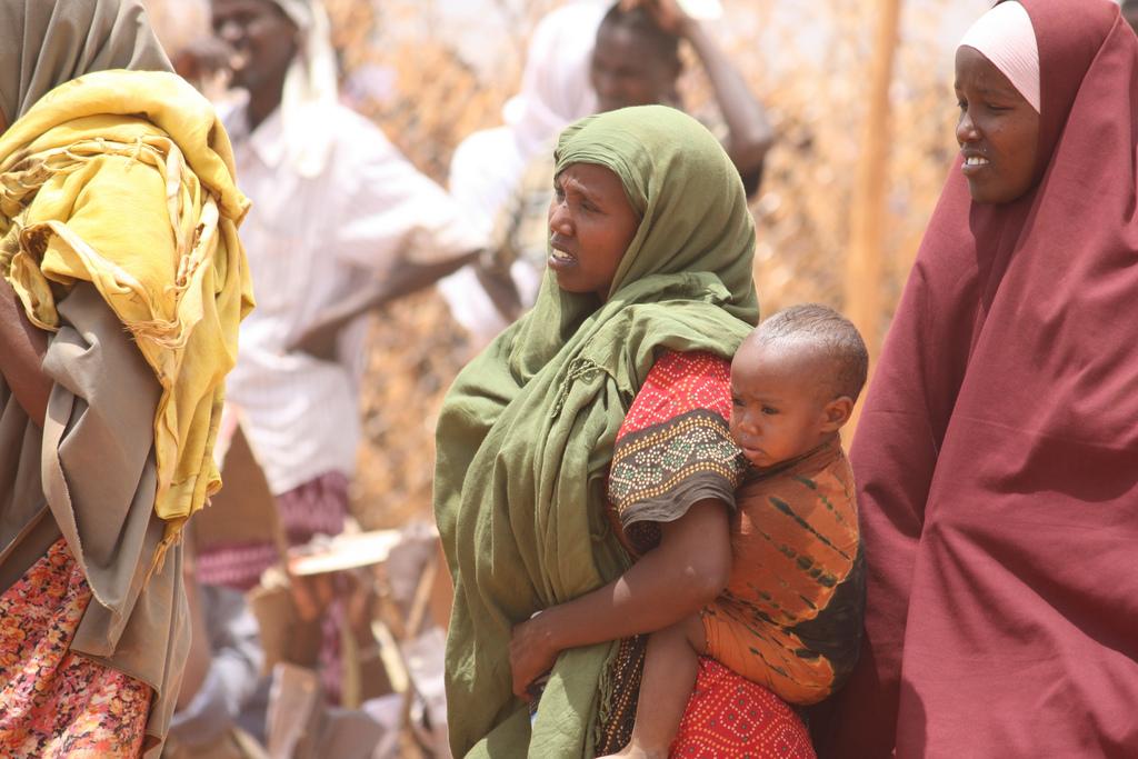 衛生環境に課題!?世界最大規模のケニアのダダーブ難民キャンプでコレラが流行。